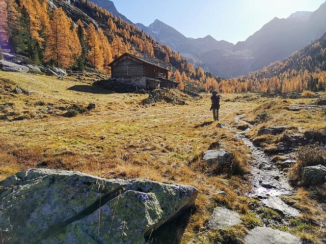 člověk a horská příroda