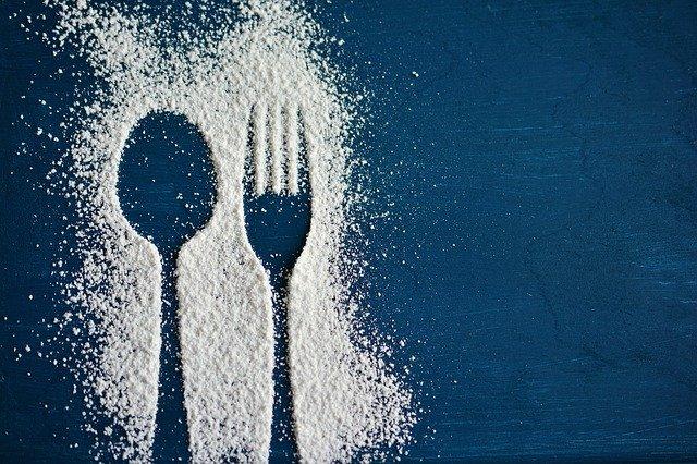 Příbory od cukru