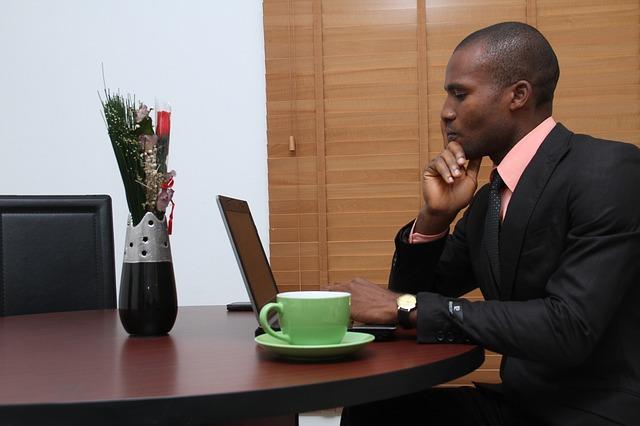 černý podnikatel
