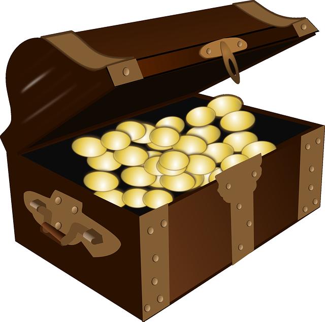 truhla zlata