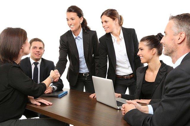 setkání pracovníků